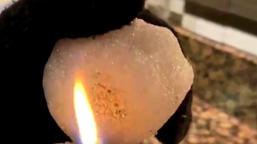 Video đốt tuyết ở Texas lan truyền trên TikTok