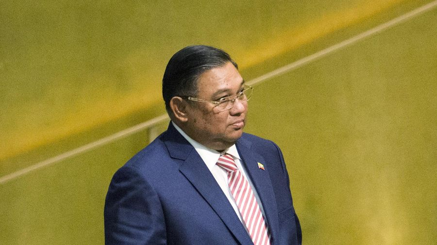 Đại diện chính quyền quân sự Myanmar tới Thái Lan