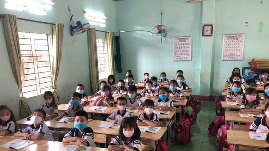 Bình Phước: Trẻ mầm non, học sinh trở lại trường tiếp tục học bình thường từ ngày 1/3