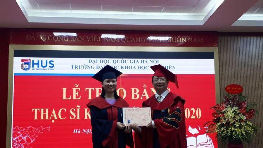Xét tuyển thẳng thạc sĩ đối tượng tốt nghiệp đại học loại Khá trở lên
