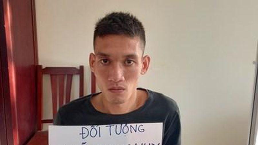 Đồn Biên phòng Long Sơn bắt đối tượng tàng trữ trái phép chất ma túy