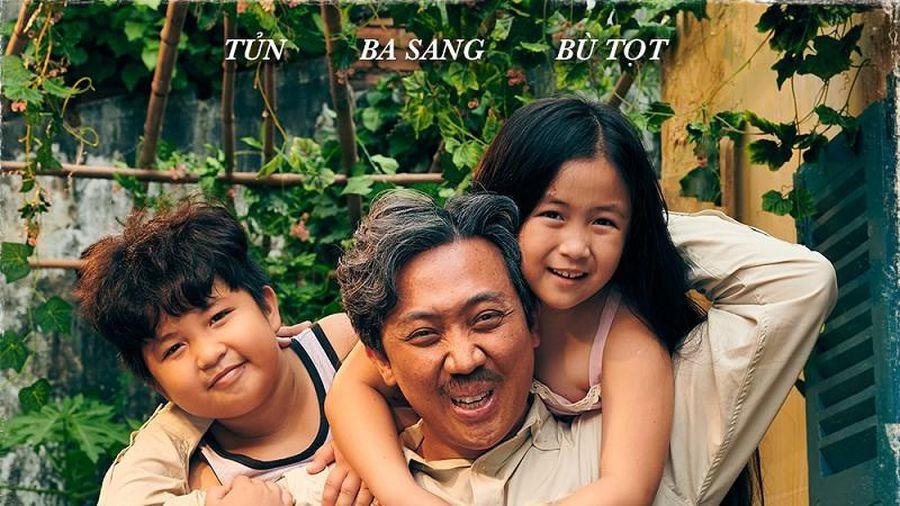 Phim 'Bố già' chính thức trở lại rạp chiếu