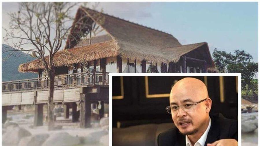 Trước khi dấn thân vào BĐS, vua cafe sở hữu nhà đất 'khủng' thế nào?