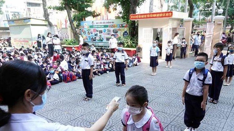 Thêm 5 tỉnh thành cho học sinh đi học trở lại từ ngày 1/3