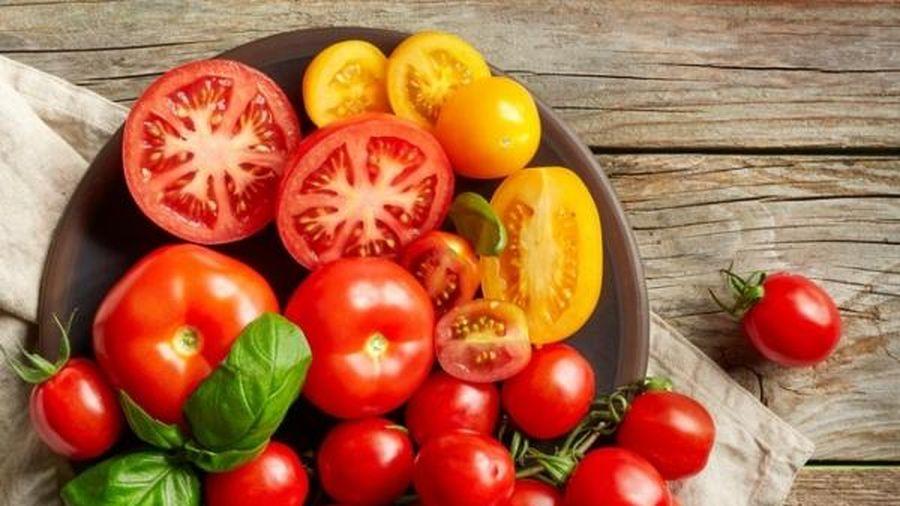 Cà chua và 10 lợi ích tuyệt vời với sức khỏe