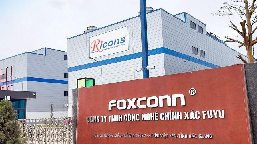 Foxconn tuyển công nhân lành nghề, kỹ sư Việt Nam