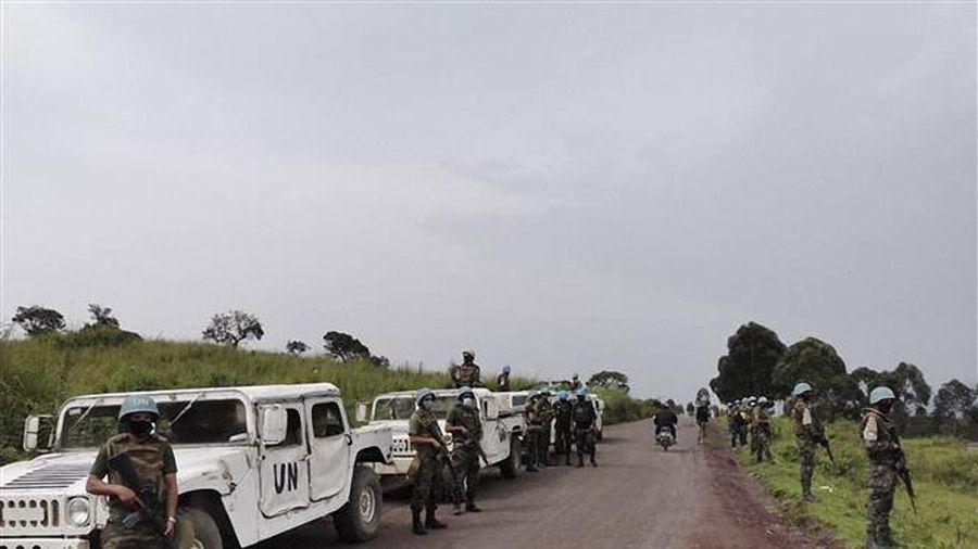 CHDC Congo thắt chặt kiểm soát sau vụ sát hại Đại sứ Italy