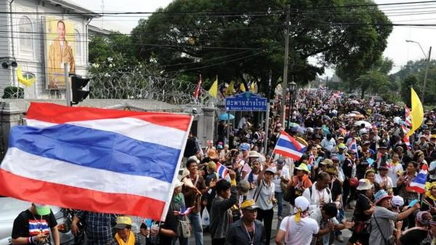 Tòa án hình sự Thái Lan kết án các cựu thủ lĩnh biểu tình