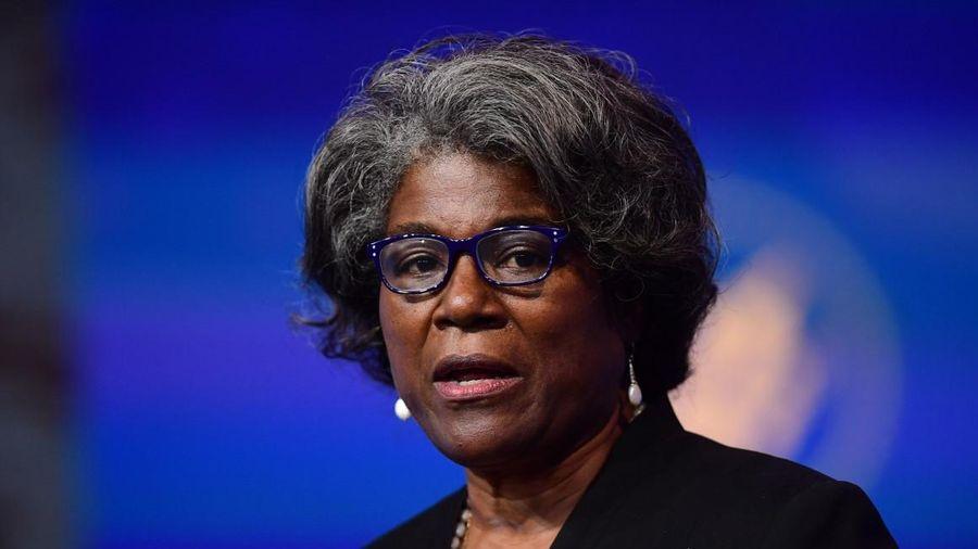 Thượng viện Mỹ phê chuẩn bà Linda Thomas-Greenfield làm Đại sứ tại Liên hợp quốc