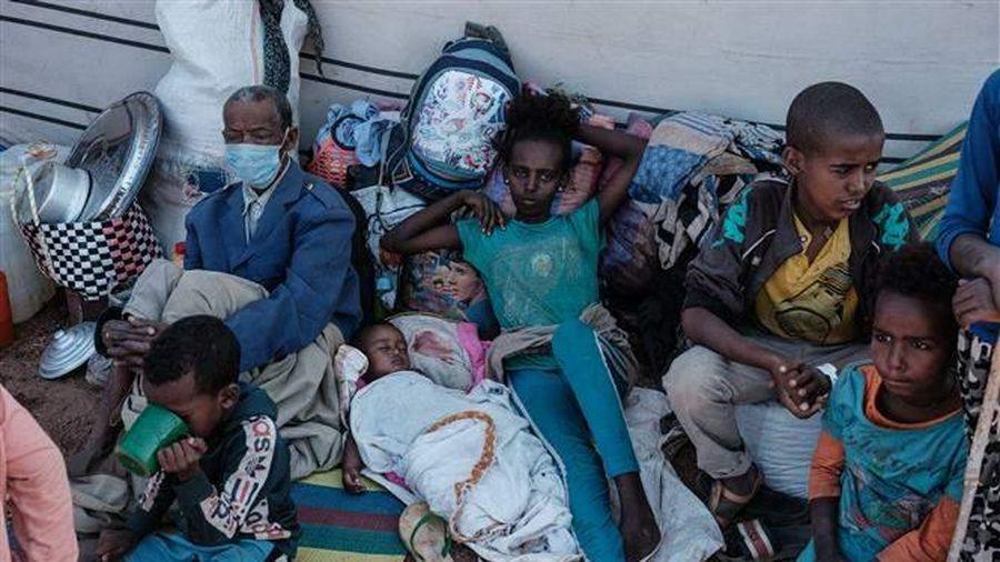 LHQ: Hàng nghìn người Ethiopia chạy trốn sang Sudan do xung đột