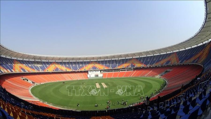 Sân vận động cricket lớn nhất thế giới được mang tên Narendra Modi