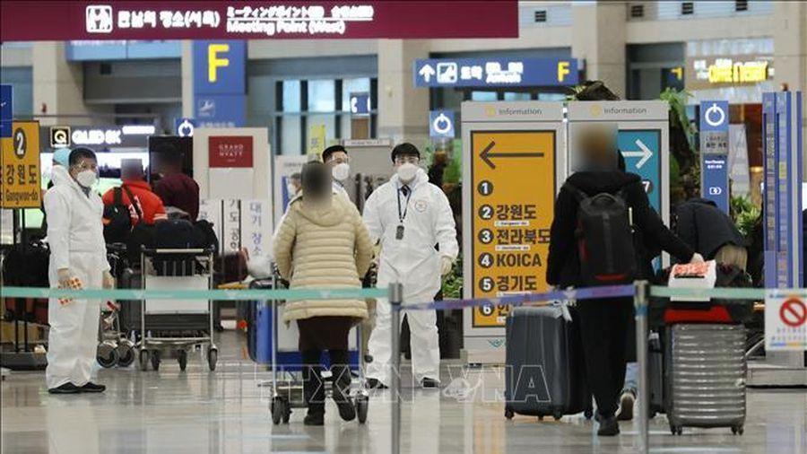 Hàn Quốc tiếp tục dừng các chuyến bay thẳng từ Anh thêm hai tuần