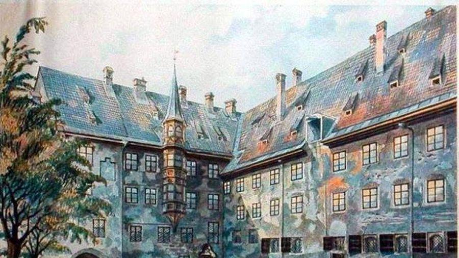 Tiết lộ bộ tranh của Hitler và ước mơ thành họa sĩ của trùm phát xít
