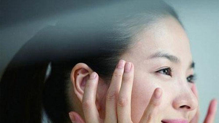 4 bước xóa ngay nếp nhăn vùng mắt