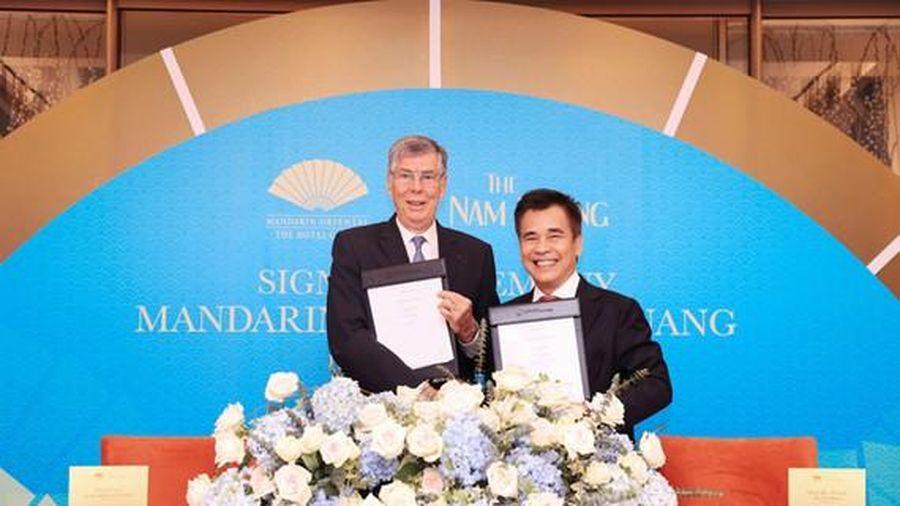 Mandarin Oriental ra mắt dự án cao cấp tại Đà Nẵng