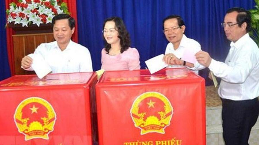 Bổ sung kinh phí bầu cử đại biểu Quốc hội và đại biểu Hội đồng nhân dân các cấp