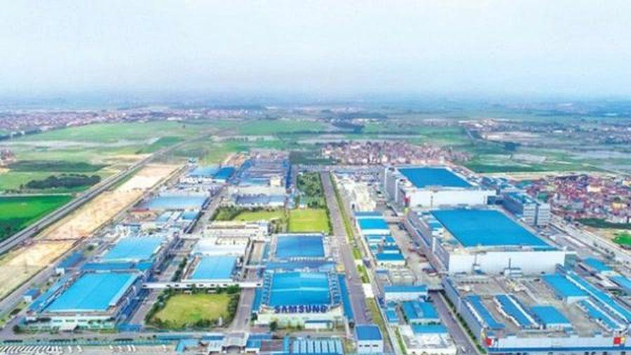Fuji Phúc Long làm dự án hạ tầng khu công nghiệp Việt Hàn giai đoạn 1