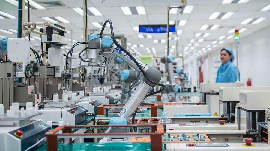 Đẩy mạnh áp dụng tự động hóa trong ngành công nghiệp sản xuất của Việt Nam
