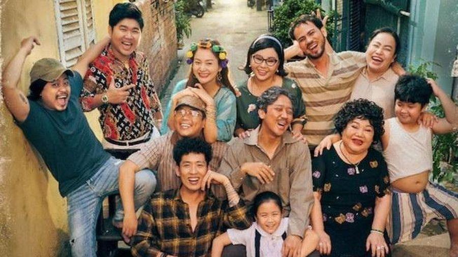 'Bố Già' bản điện ảnh của Trấn Thành sẽ ra rạp từ ngày 12/3/2021.