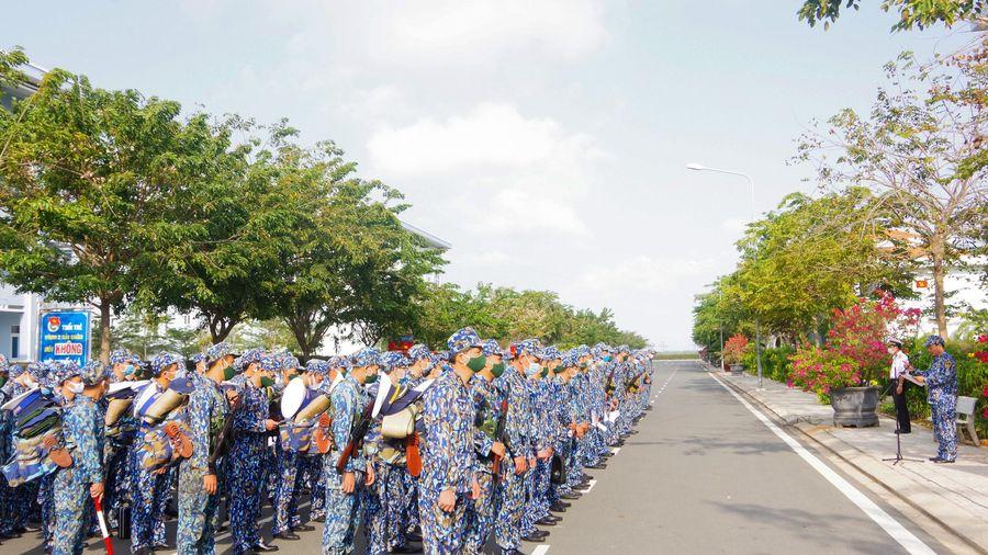 Vùng 2 Hải quân luyện tập chuyển trạng thái sẵn sàng chiến đấu