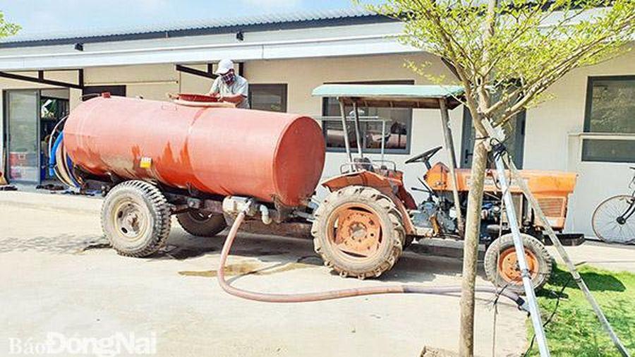Sắp triển khai dự án nước sạch
