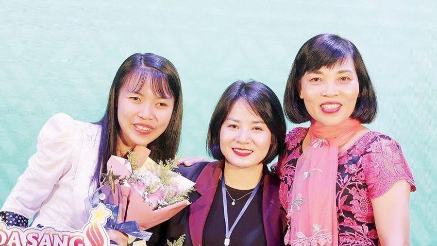 Tỏa sáng nghị lực Việt