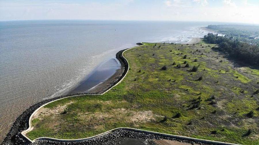 Phê duyệt quy hoạch 1/500 Khu đô thị lấn biển Cần Giờ