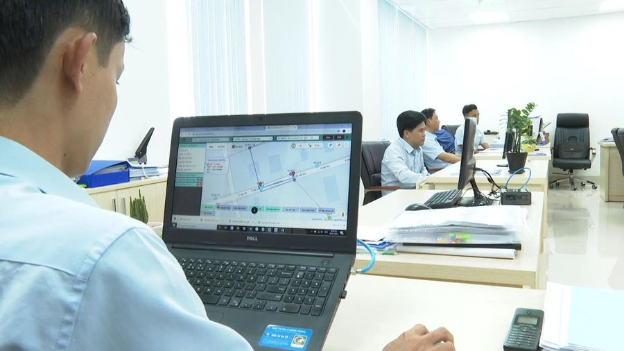 Điện lực Quảng Ngãi: Chuyển đổi số trong công tác quản lý vận hành lưới điện