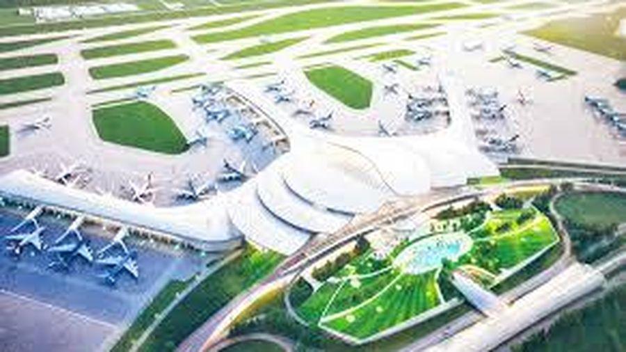 Vietnam Airlines tính rót 10.000 tỷ đồng vào sân bay Long Thành