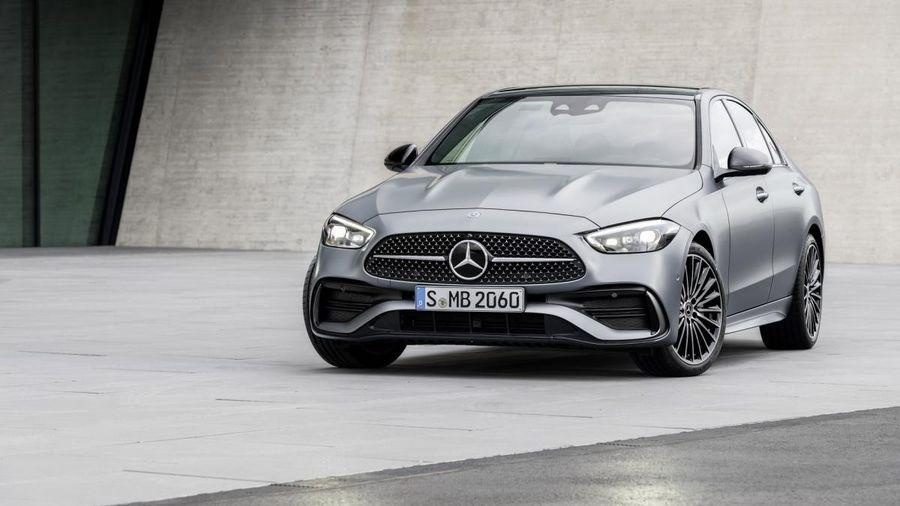 Ảnh chi tiết Mercedes-Benz C-Class 2022