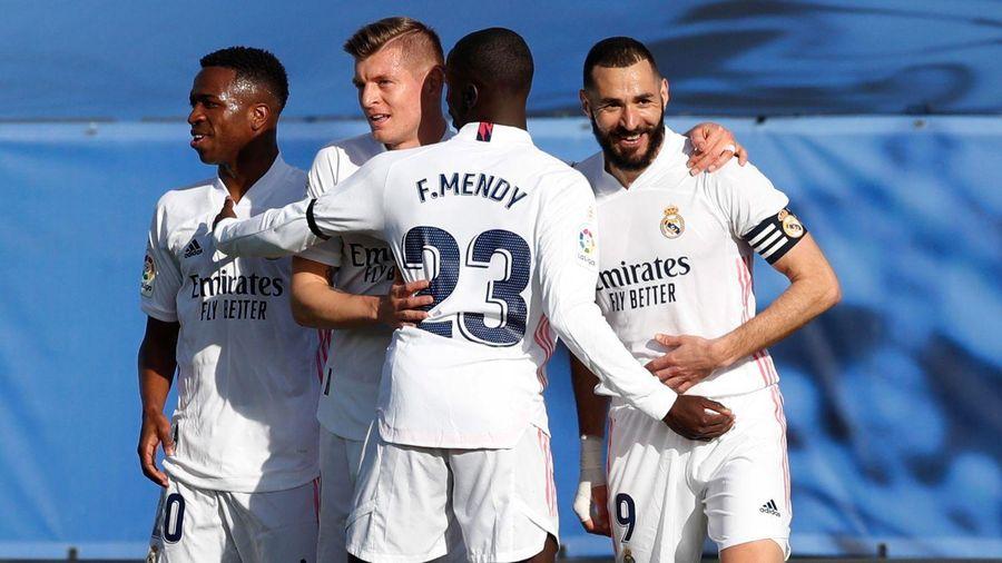 Nhận định vòng 1/8 Champions League: Real Madrid, Man City thắng đậm