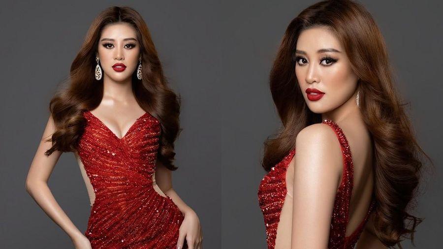 Hoa hậu Khánh Vân sẵn sàng cho Miss Universe 2020, tung bộ ảnh mừng tuổi 26 chuẩn 'nữ thần sắc đẹp'