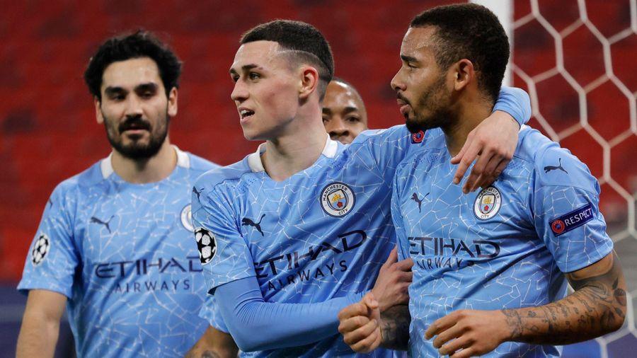 Man City lập kỷ lục chiến thắng khó tin