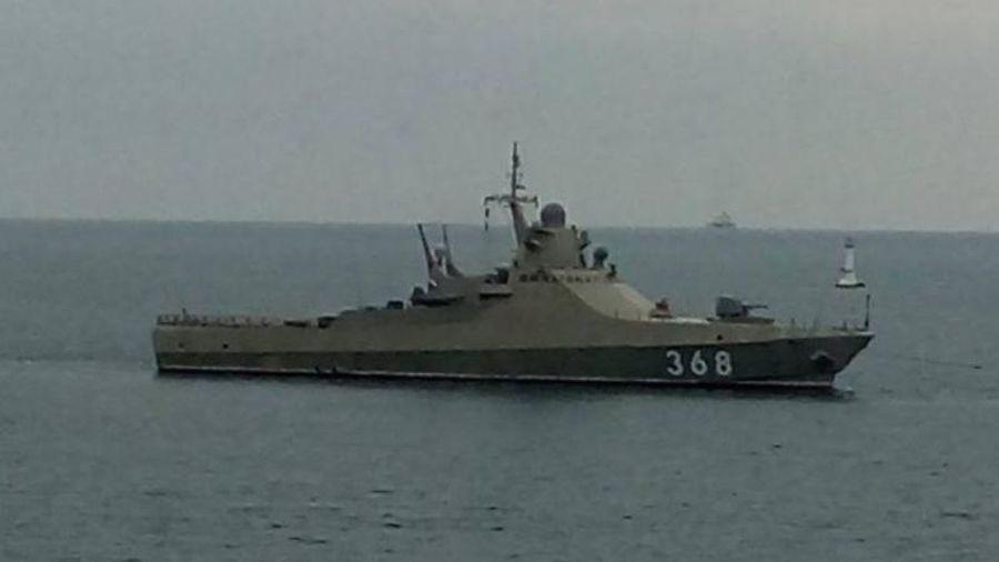 Nga điều tàu chiến tới bờ biển Syria để tấn công điện tử vào máy bay Mỹ?
