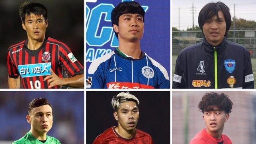 8 năm thành - bại của cầu thủ Việt tại Nhật Bản
