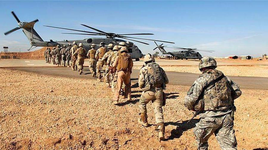 Chuyên gia Nga khẳng định: 'Damascus nên quên việc lấy lại miền Bắc từ tay Mỹ'