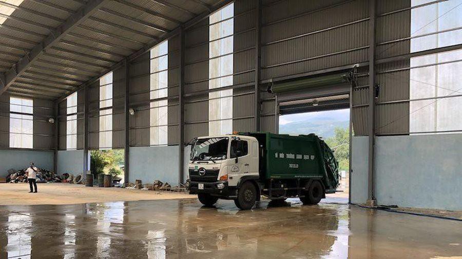 Quảng Ngãi: Nhà máy rác làm hoài không xong vì nhà đầu tư yếu