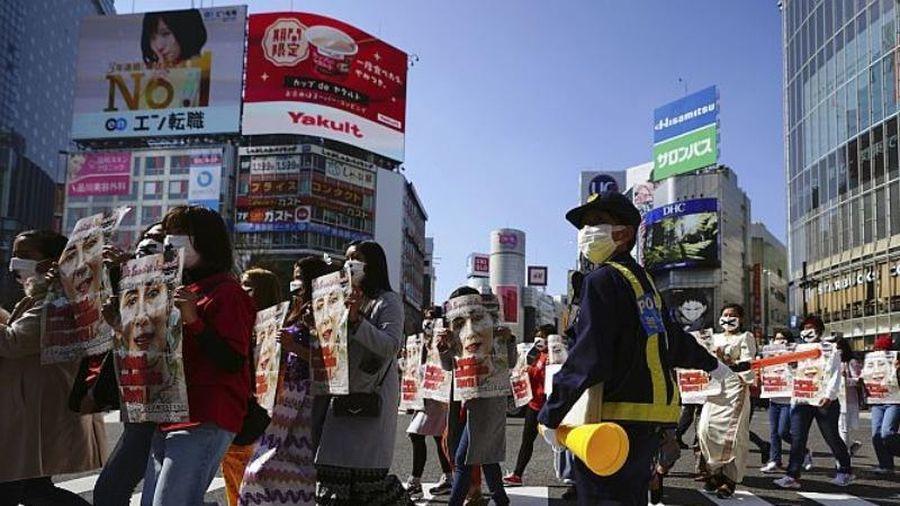 Báo Asahi: Nhật cân nhắc ngừng viện trợ ODA cho Myanmar