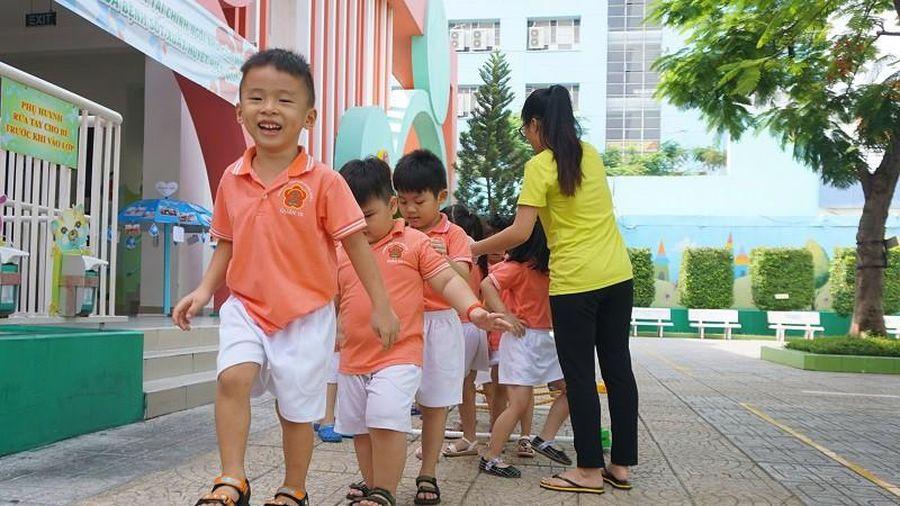 TP.HCM: Không dạy học trực tuyến cho trẻ mầm non
