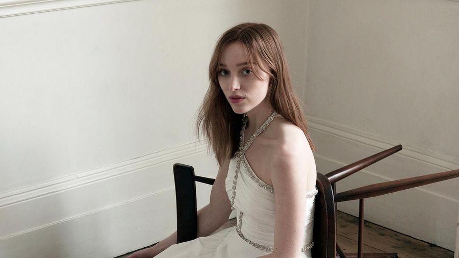Mỹ nhân 'Bridgerton' lần đầu làm người mẫu