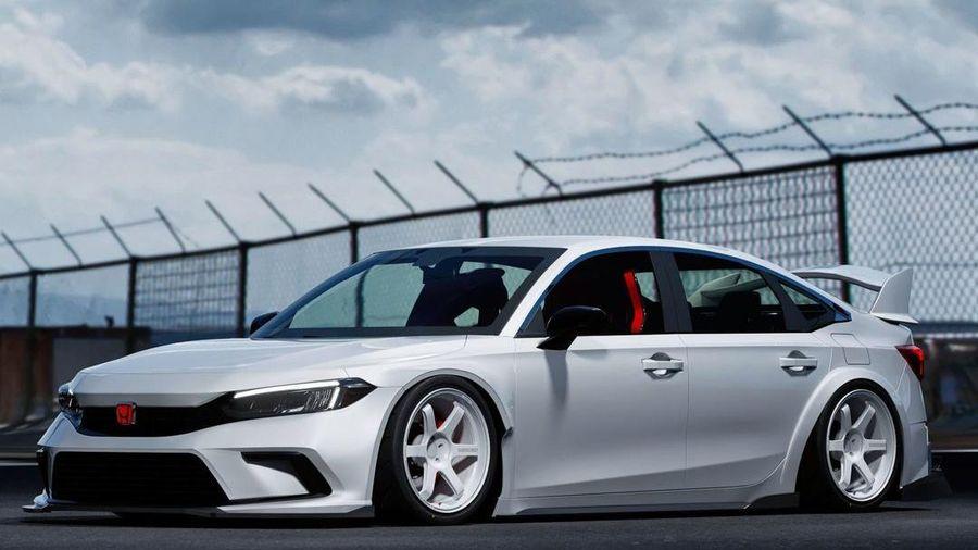 Phiên bản thể thao của Honda Civic 2022 sẽ trông như thế nào?