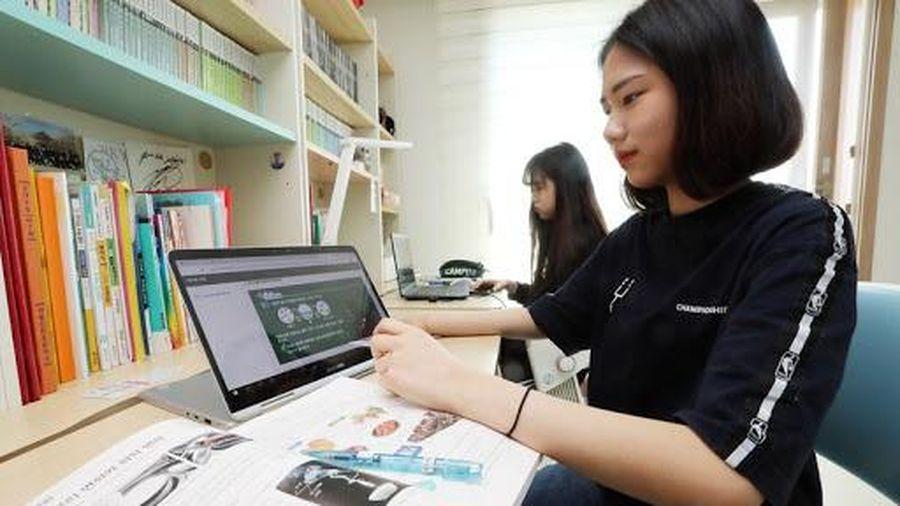 Dạy học trực tuyến theo phương pháp đồng kiến tạo