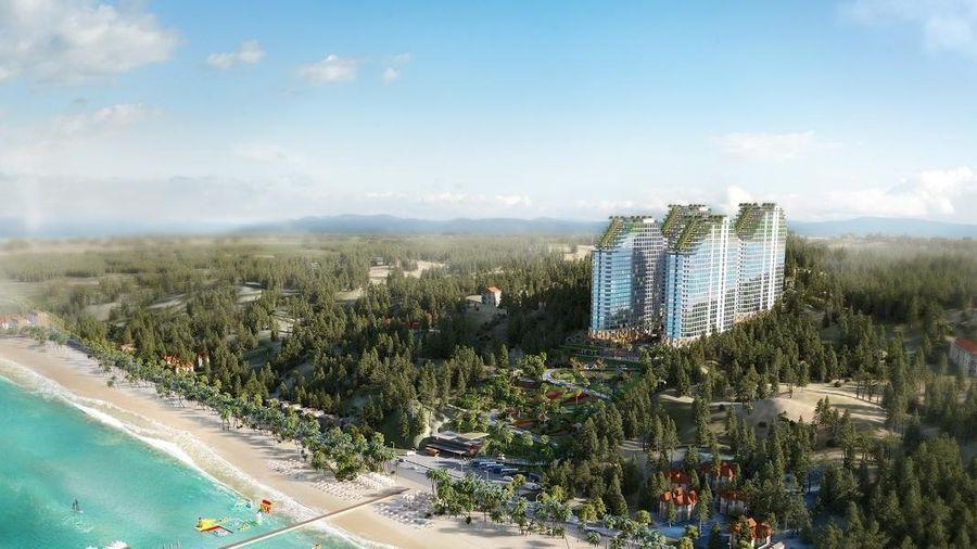Mũi Né tăng tốc với chuỗi dự án nghỉ dưỡng cao cấp