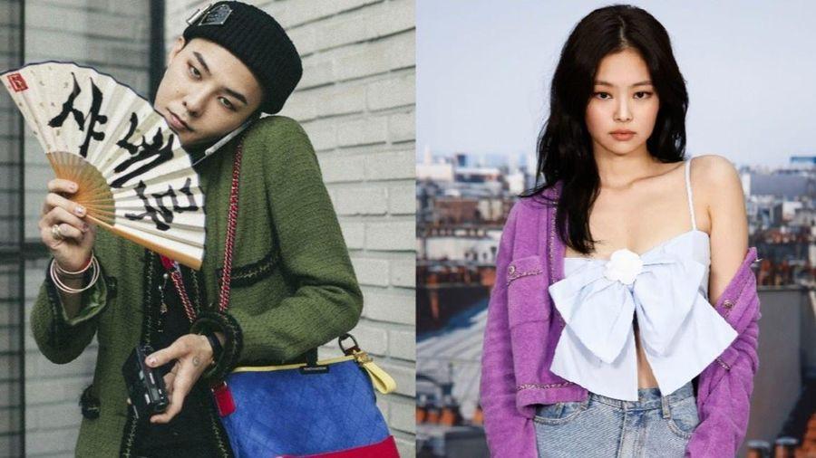 G-Dragon và Jennie luôn nổi bật khi dự show Chanel
