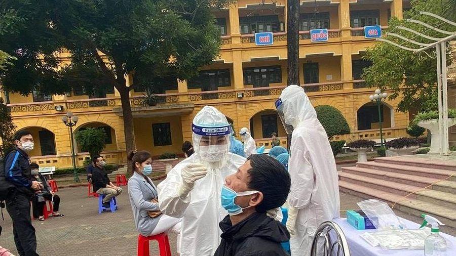Hải Dương: Ca mắc Covid-19 mới ở huyện Tứ Kỳ liên quan đến ổ dịch Kim Thành