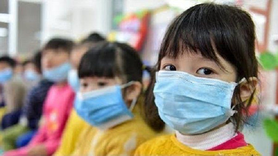 Bảo vệ trẻ em trong bối cảnh đại dịch COVID-19