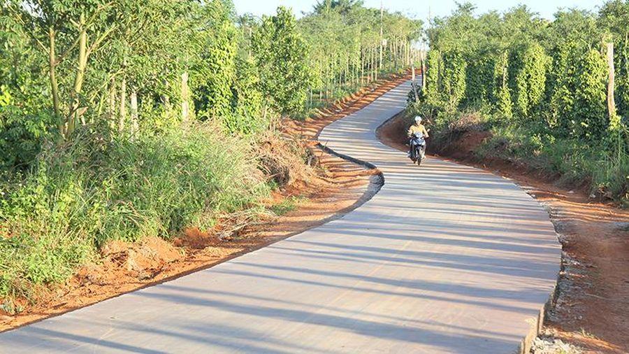 Xây dựng nông thôn mới ở vùng đặc biệt khó khăn