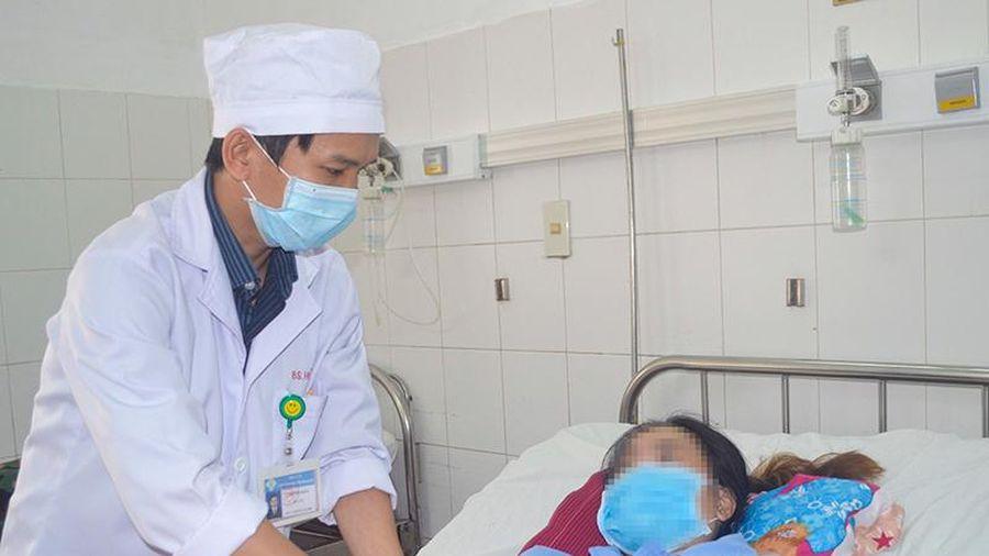 Cứu sống bệnh nhân vỡ gan không cần phẫu thuật