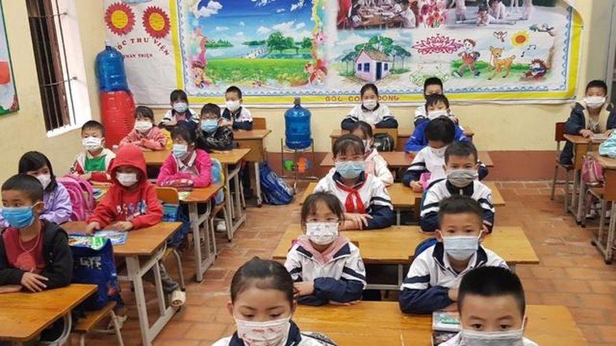 Bắc Ninh cho học sinh, sinh viên đi học trở lại từ ngày 1/3