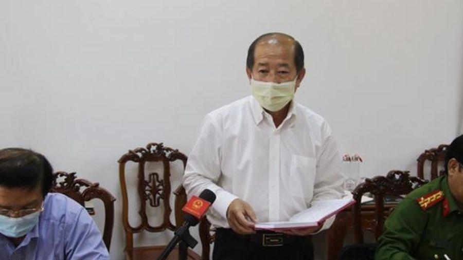 Phó Chủ tịch tỉnh Đồng Tháp chỉ đạo làm rõ vụ xông vào trường, đánh HS